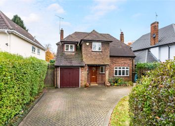 Thumbnail 4 bed detached house for sale in Braywick Road, Maidenhead, Berkshire