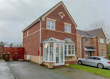 Thumbnail 3 bed detached house for sale in Aintree Drive, Lower Darwen, Lancashire