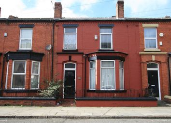 Thumbnail 3 bedroom terraced house for sale in Cranborne Road, Liverpool