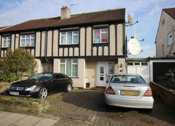 Thumbnail 4 bed semi-detached house for sale in Carlton Avenue, Kenton, Harrow