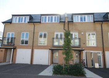 Thumbnail 3 bed terraced house to rent in The Terrace, Hampden Gardens, Cambridge, Cambridgeshire