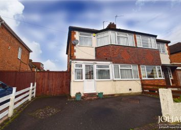 3 bed semi-detached house to rent in Cleveleys Avenue, Leicester, Leicestershire LE3