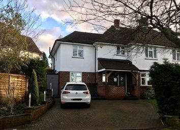 Upland Way, Epsom KT18. 4 bed semi-detached house for sale