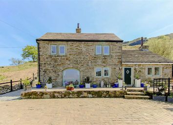 Thumbnail 3 bed barn conversion for sale in Burnley Road, Cliviger, Lancashire