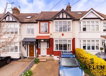 Thumbnail 3 bed terraced house for sale in Chestnut Avenue, Buckhurst Hill