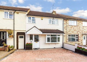 Thumbnail 3 bed terraced house to rent in Kings Road, St Albans, Hertfordshire