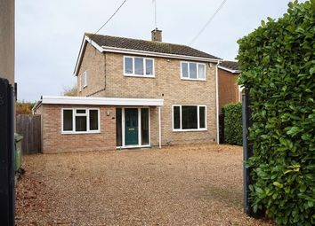 Thumbnail 3 bed detached house for sale in Rockmill End, Willingham, Cambridge