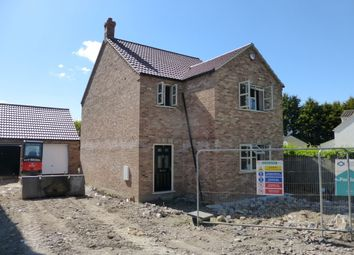 Thumbnail 3 bed detached house for sale in Basin Road, Outwell, Wisbech