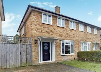 Thumbnail 3 bed semi-detached house for sale in Orchard Way, Beckenham, Kent, .