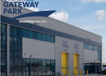 Thumbnail Light industrial to let in Unit 14d Thames Gateway Park, Chequers Lane, Dagenham, Essex
