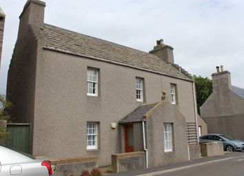 Thumbnail 3 bed detached house for sale in Nicholson Street, Kirkwall