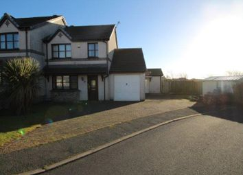 Thumbnail 3 bed semi-detached house for sale in 6 Old Moor Gardens, Millom, Cumbria