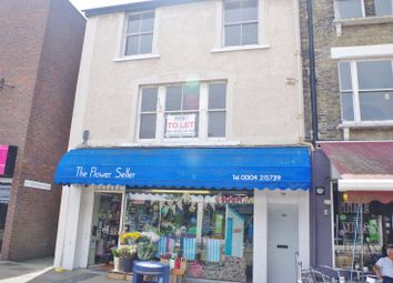 Thumbnail 3 bed maisonette to rent in Biggin Street, Dover