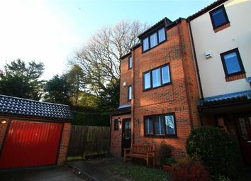 Thumbnail 4 bed end terrace house for sale in The Courtyard, Linton Road, Hastings, East Sussex