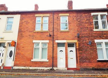 Thumbnail 3 bed flat to rent in Ford Terrace, Wallsend