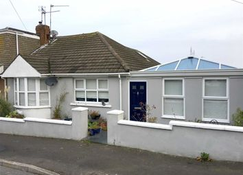 Thumbnail 2 bed semi-detached bungalow for sale in Redbrink Crescent, Barry