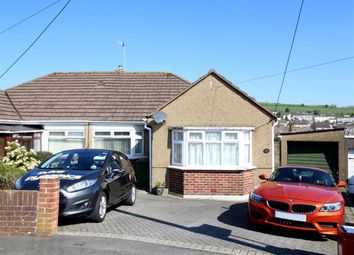 Thumbnail 3 bedroom semi-detached bungalow for sale in Highbury Crescent, Plymouth