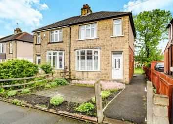 Thumbnail 3 bed semi-detached house for sale in Long Grove Avenue, Dalton, Huddersfield
