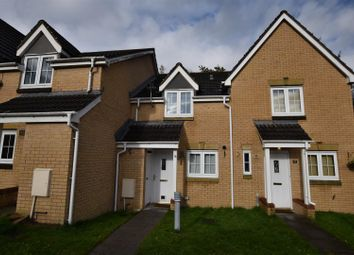 Thumbnail 2 bed terraced house to rent in Bryn Dewi Sant, Miskin, Pontyclun