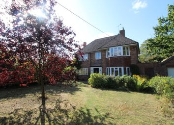 Thumbnail 3 bed detached house to rent in Broad Road, Bacton, Stowmarket