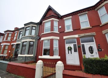 Thumbnail 4 bed terraced house for sale in Bristol Avenue, Wallasey