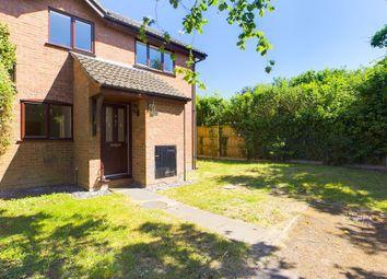 Thumbnail 2 bedroom terraced house to rent in Nursery Close, Chineham, Basingstoke