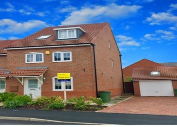 Thumbnail 3 bed property to rent in Birch Lane, Glenfield, Leicester