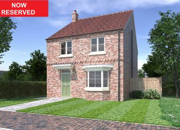 Thumbnail 4 bed detached house for sale in Stokesley Road, Northallerton