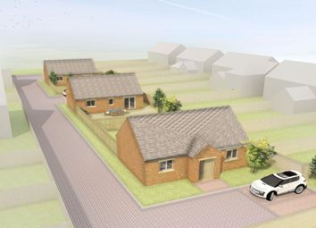 Thumbnail 2 bedroom bungalow for sale in Manor Gardens, Manor Road, Dinnington, Sheffield