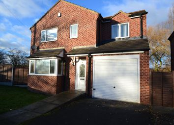 Thumbnail 4 bed detached house for sale in Faith Street, South Kirkby, Pontefract