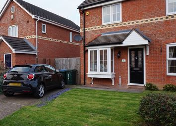 Thumbnail 2 bed semi-detached house for sale in Lyndale Close, Whoberley, Coventry