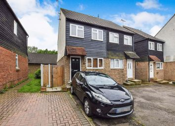 Thumbnail 2 bed terraced house for sale in Runnymede Road, Stanford-Le-Hope