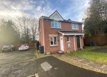Thumbnail 2 bed semi-detached house to rent in Kestral, Erdington