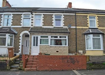 Thumbnail 3 bed terraced house for sale in Gilfach Street, Bargoed, Caerphilly