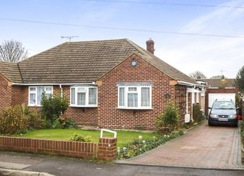 Thumbnail 2 bedroom semi-detached bungalow for sale in Cherry Tree Road, Hoddesdon