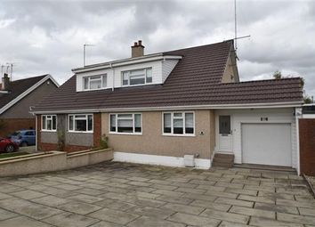 Thumbnail 2 bedroom semi-detached house for sale in Penzance Way, Moodiesburn, Glasgow