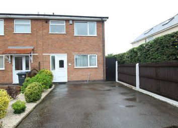 Thumbnail 2 bed end terrace house for sale in Park Road, Earl Shilton, Leicester