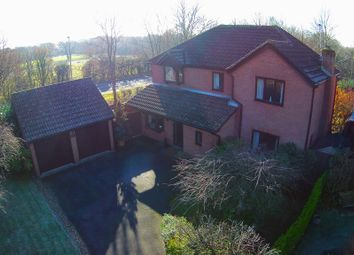 Thumbnail 5 bedroom detached house for sale in Great Mead, Denmead, Waterlooville
