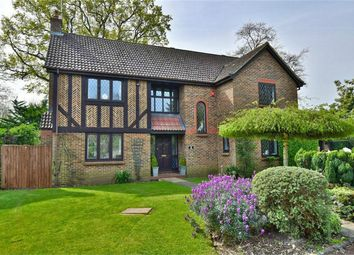 Thumbnail 5 bed detached house to rent in Orchard Gate, Templewood Lane, Farnham Common, Buckinghamshire