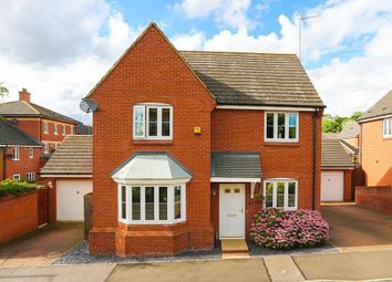 Thumbnail 4 bedroom detached house for sale in Acorn Road, Duston, Northampton