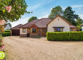 Nayland Road, Great Horkesley, Colchester CO6. 3 bed detached bungalow