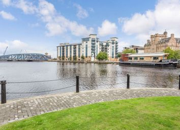 Thumbnail 2 bed flat for sale in 12/8 Tower Place, The Shore, Edinburgh