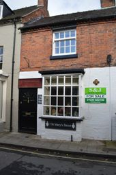 Thumbnail 1 bed terraced house for sale in St Mary's Street, Market Drayton