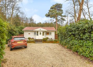 Thumbnail 2 bed detached bungalow for sale in Warfield, Park Home