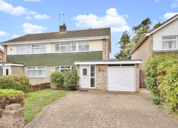 Thumbnail 3 bed semi-detached house for sale in Parkway, St. Ives, Huntingdon