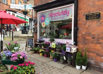 Thumbnail Retail premises for sale in St. John Street, Ashbourne