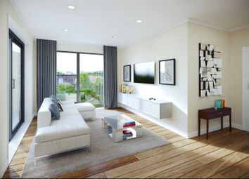 Thumbnail 2 bed flat for sale in Parkside, Bow