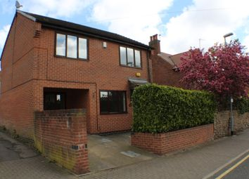 Thumbnail 3 bed detached house to rent in Ogle Street, Hucknall, Nottingham