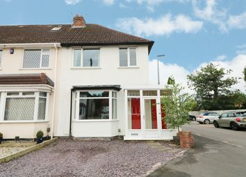 3 bed end terrace house for sale in Conway Road, Shirley, Solihull B90