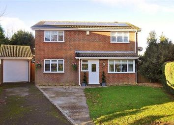 Thumbnail 4 bed detached house for sale in Isis Close, Lympne, Hythe